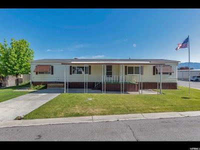 Roy Single Family Home For Sale: 3800 S 1900 W #113