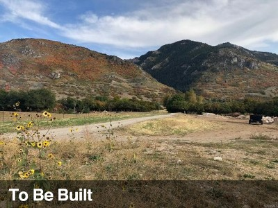 North Ogden Single Family Home For Sale: 1345 E 2750 N