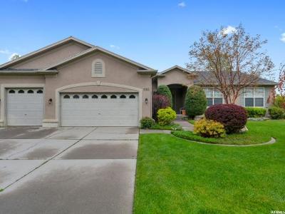 Draper Single Family Home For Sale: 1193 E Hickenlooper Way S