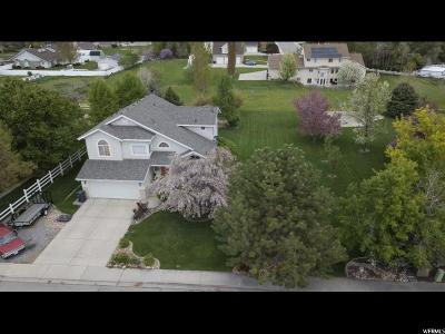 Lindon Single Family Home Under Contract: 541 E 75 N