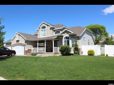 Clearfield Single Family Home For Sale: 278 E 2200 S