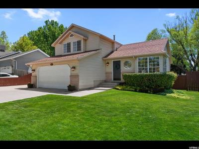 Draper Single Family Home Under Contract: 892 E Meadow Ct
