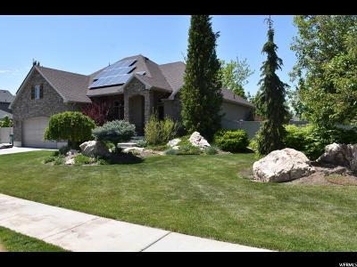 Layton Single Family Home For Sale: 139 N 3050 W