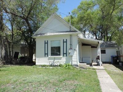 Logan UT Single Family Home For Sale: $145,000