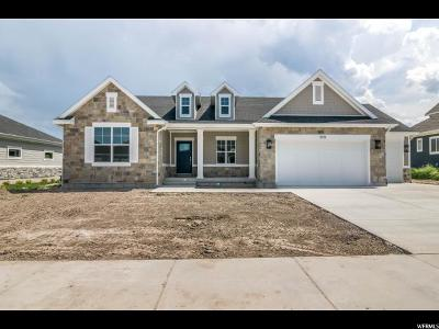 South Jordan Single Family Home For Sale: 2151 W Legend Ct S