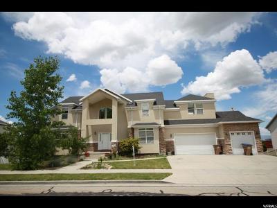 Draper Single Family Home For Sale: 919 E Rocky Mouth Ln S