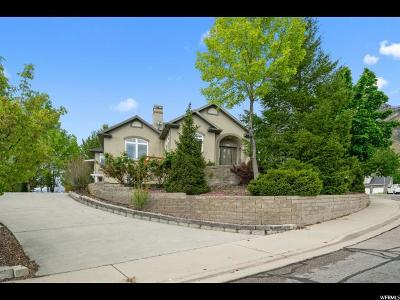 Provo Single Family Home Under Contract: 1545 E 800 S