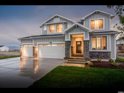 West Jordan Single Family Home For Sale: 7739 S 4690 W #108