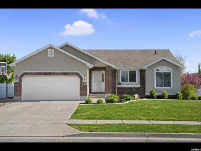 Syracuse Single Family Home For Sale: 2391 W 2100 S