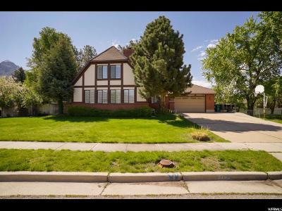 Layton Single Family Home For Sale: 2782 E 2550 N