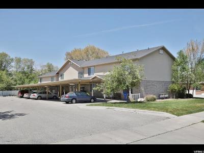Brigham City Condo For Sale: 130 S 200 W #3