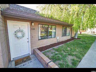 Provo Condo Under Contract: 1441 W Arthur Dr