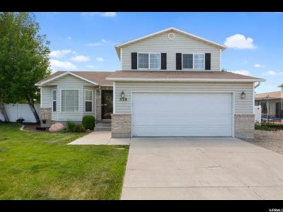 Lehi Single Family Home For Sale: 534 S 1500 W