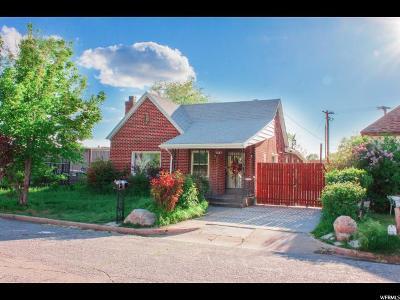 Ogden Single Family Home Under Contract: 3283 S Ogden Ave
