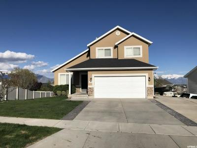 Saratoga Springs Single Family Home Under Contract: 2436 N Nectar Way W