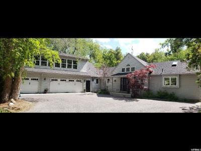 Logan UT Single Family Home For Sale: $539,000