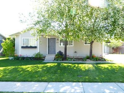 North Logan Single Family Home Under Contract: 2554 N 370 E