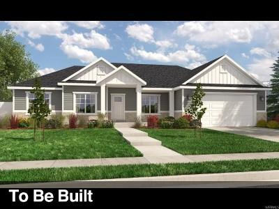 Springville Single Family Home For Sale: 544 S 1950 E #45
