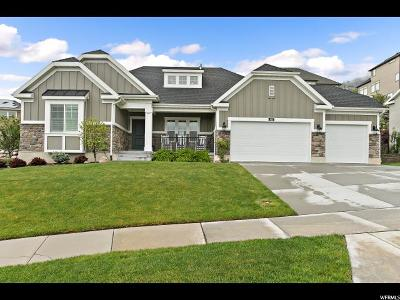 Provo Single Family Home Under Contract: 615 N Summit Dr E