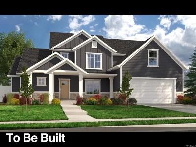 Springville Single Family Home For Sale: 2054 E 500 S #68