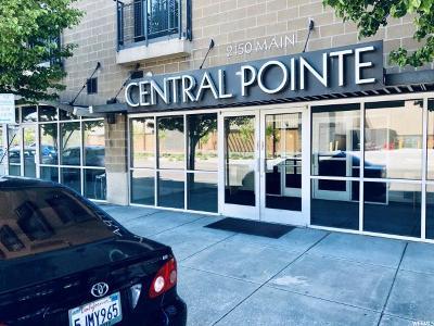Salt Lake City Condo For Sale: 2150 S Main St #310