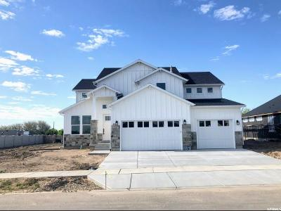 Riverton Single Family Home For Sale: 3215 W Lucky Dog Ln S #115