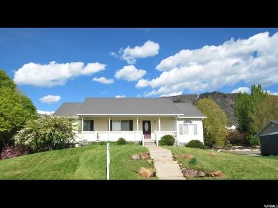 Millville Single Family Home For Sale: 170 N 250 E