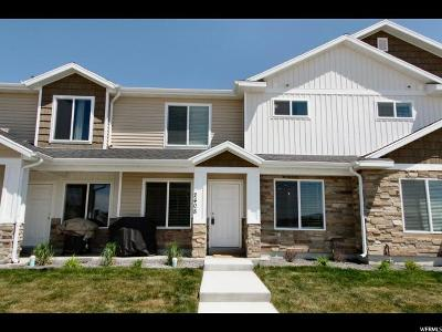 North Logan Townhouse Under Contract: 2408 N 200 E #17-2