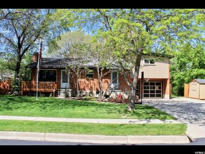 Spanish Fork Single Family Home For Sale: 345 N 900 E