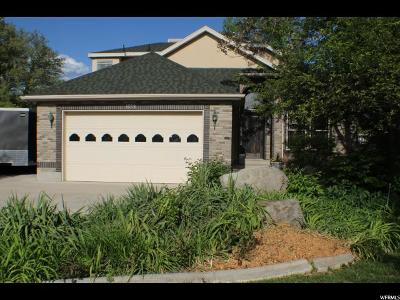 Salt Lake City Single Family Home For Sale: 1532 E St Marks Ct Cir S