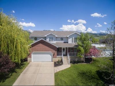 Smithfield Single Family Home Under Contract: 328 S 900 E