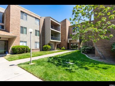 Bountiful Condo For Sale: 290 N 500 W #105