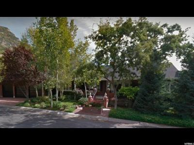Provo Single Family Home Under Contract: 3654 N Little Rock Dr E #10