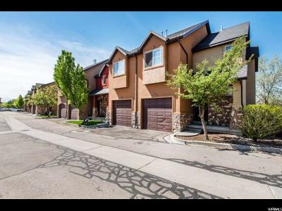 Pleasant Grove Townhouse For Sale: 324 S 810 W