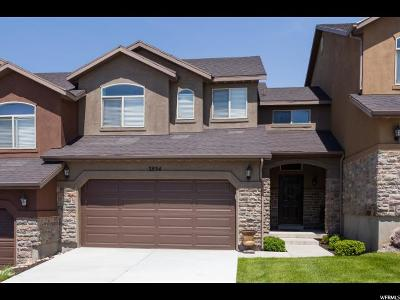 Cedar Hills Townhouse For Sale: 3834 W Sage Vista Ln N