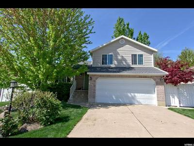 North Ogden Single Family Home Under Contract: 394 E 3550 N