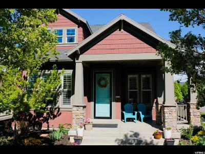 South Jordan Single Family Home For Sale: 4608 W Chenango Ln