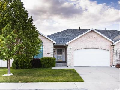 Orem Single Family Home For Sale: 538 W 40 N