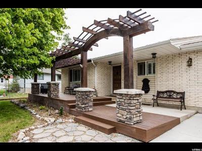North Logan Single Family Home For Sale: 2028 N 1000 E