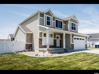 Smithfield Single Family Home Under Contract: 477 N 730 E