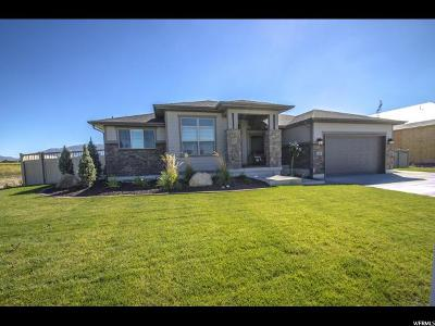 Layton Single Family Home Under Contract: 568 N 3500 W #107