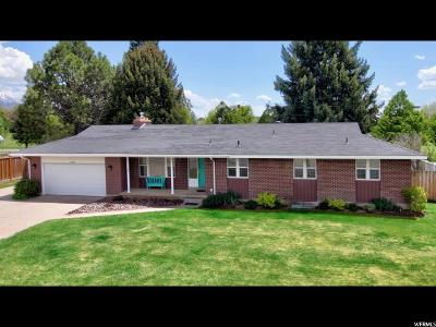 Highland Single Family Home For Sale: 4963 W 11000 N
