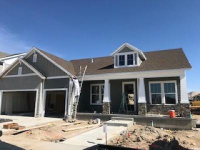 Lehi Single Family Home For Sale: 3054 W Cramden Dr #308