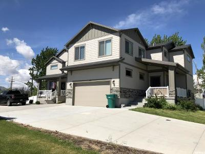 Lehi Multi Family Home For Sale: 21 N 2370 W