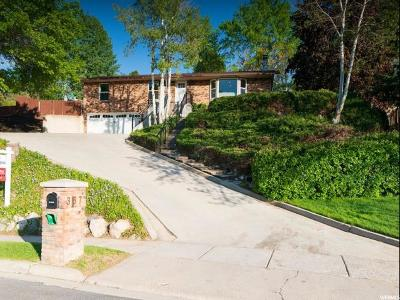 Bountiful Single Family Home Under Contract: 367 Heritage Dr
