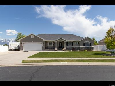 West Jordan Single Family Home Under Contract: 4903 W Copper Canyon Way