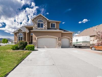 Herriman Single Family Home For Sale: 6122 W Horizon Ridge Ln