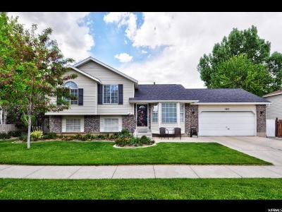 West Jordan Single Family Home Under Contract: 3412 W Lexington View Dr