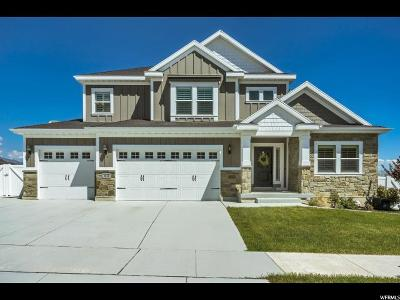Herriman Single Family Home For Sale: 6612 W Brush Oak Dr S