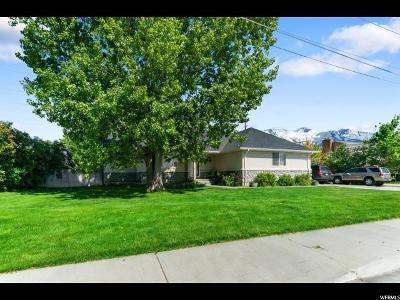 Mapleton Single Family Home For Sale: 1478 N 1000 W